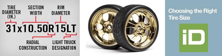 Tire Size Chart